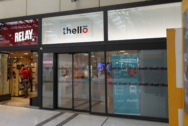 Thello has a ticket office at Paris Gare de Lyon
