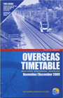 Thomas Cook overseas timetable