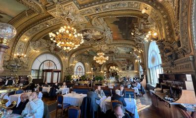 Cafe Restaurant Gare Du Nord