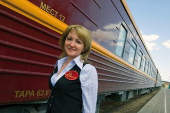 The Lernidee private Trans-Siberian train