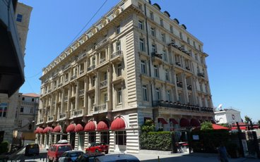 The Pera Palas Hotel, Istanbul