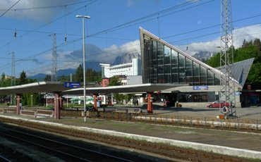 Predeal station, Romania