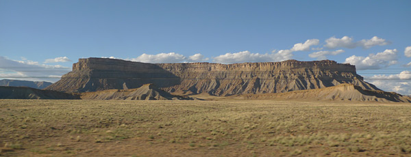 More scenery in Utah from the California zephyr
