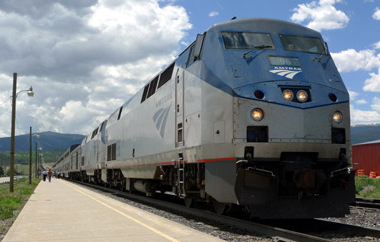 Across the States by Rail: Amtrak's California Zephyr at Winter Park