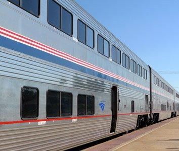 Amtrak Superliner sleeper