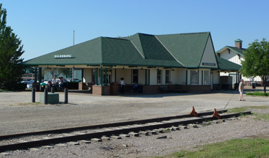 Galesburg station