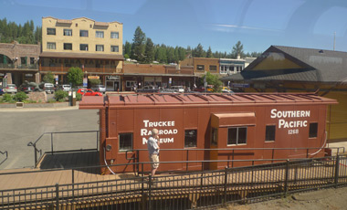 Truckee, California