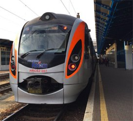 How to travel by train from London to Kiev  Ukraine