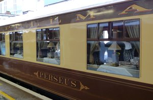 Day trips on the Venice Simplon Orient Express Pullman train