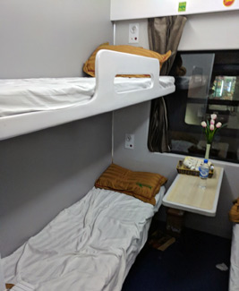 4-berth soft sleeper