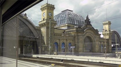 Berlin to prague by train from for Dresden to prague train