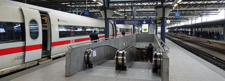 布鲁塞尔Midi平台5和6