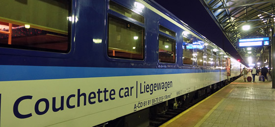 Prague To Budapest By Train Tickets From 21