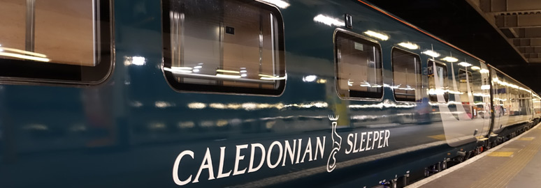 Caledonian Sleeper trains London to Scotland | Tickets