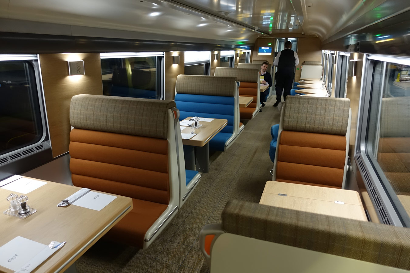 Caledonian Sleeper Trains London To Scotland Tickets