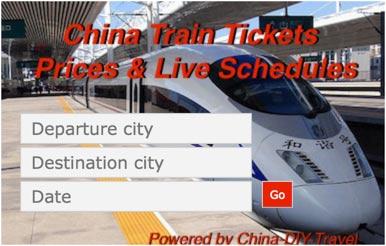 Train travel in China | A beginner's guide | How to buy tickets