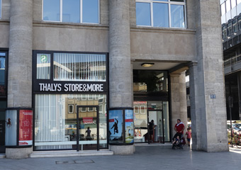 Thalys Store & More in Cologne