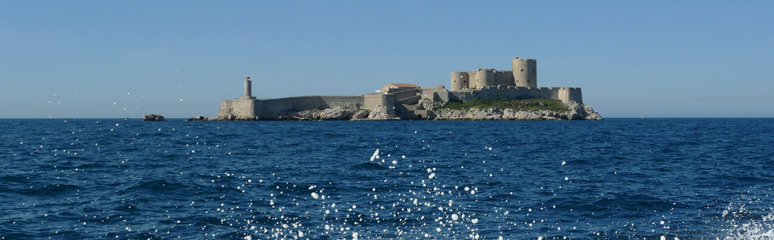 Marseille's Chateau d'If