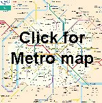 Click for Paris metro map on the official Paris metro & RER website...