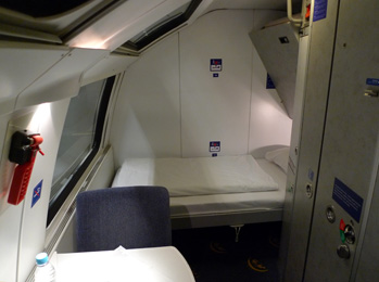 Obb Nightjet Sleeper Deluxe Single Cabin Nightjet Bb