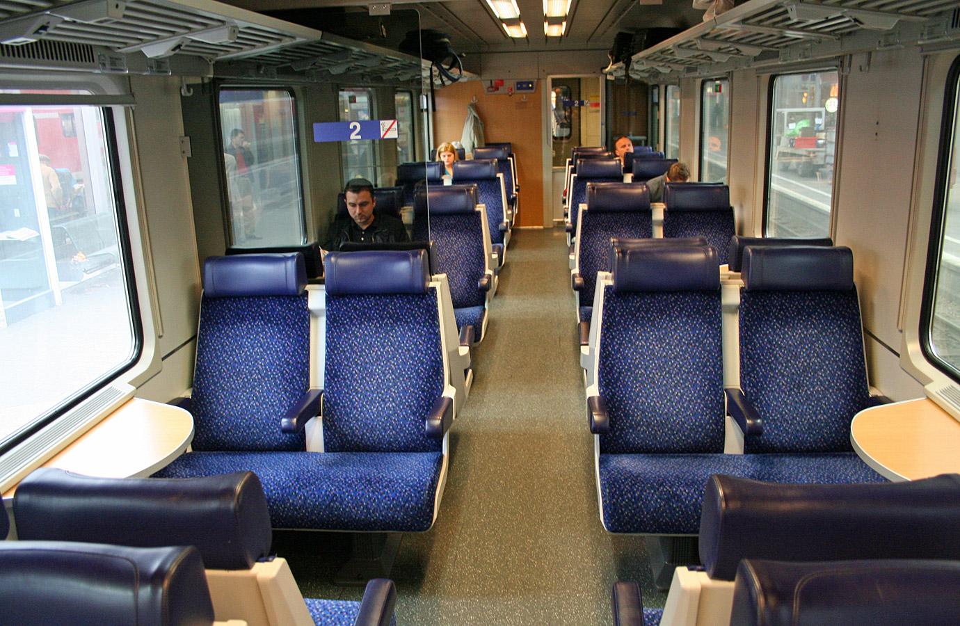 Munich to Verona & Venice by Austrian EuroCity train from €39 90