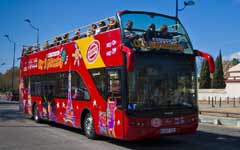 City Sightseeing Open Top Bus Tour