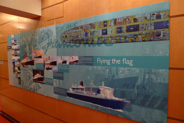 Queen Mary 2's heritage trail