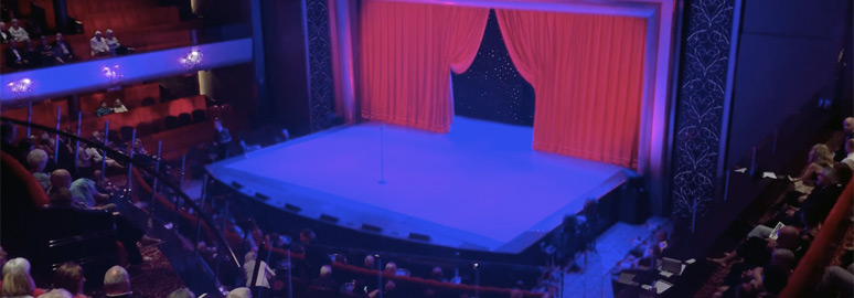 Royal Court Theatre, Queen Mary 2