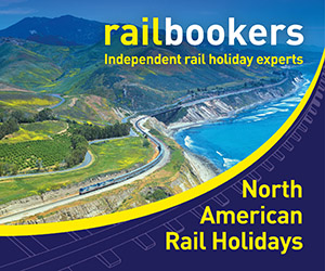 Railbookers tours of the USA by train