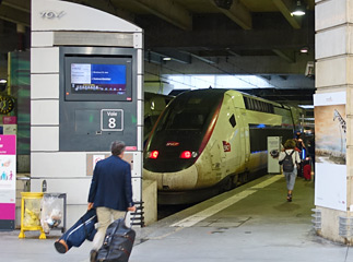 Paris to San Sebastian by train | Times, fares, tickets from €29