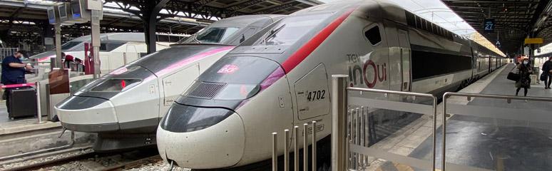 "TGV Duplex at Paris Gare de l'Est"" width=""774"" height=""230"