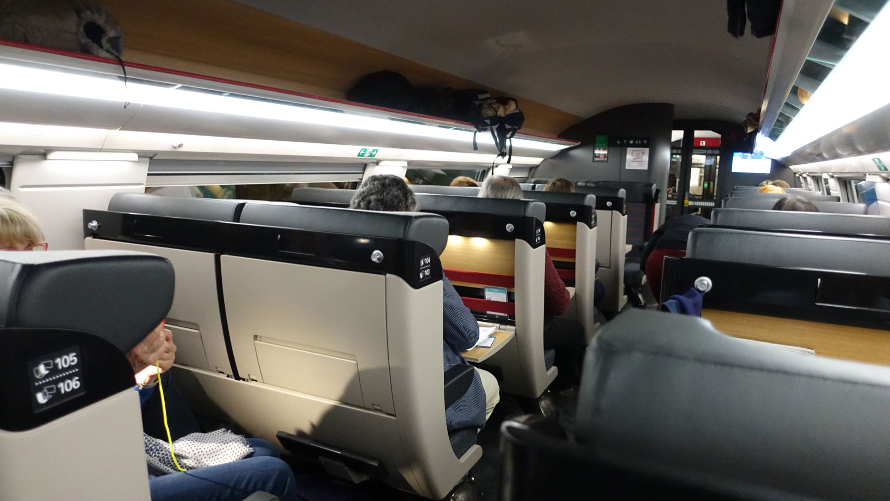 Superb Tgv From 20 Frances Tgv High Speed Train Including Machost Co Dining Chair Design Ideas Machostcouk