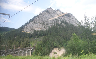 More scenery on the Semmering Railway